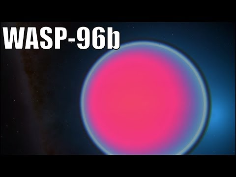 We Just Discovered 1st Ever Gas Giant  With No Clouds - WASP-96b