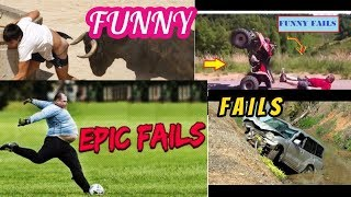 FUNNY FAILS COMPILATION