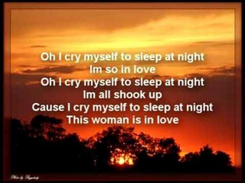 Bonnie Tyler - I Cry Myself To Sleep At Night