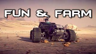 Harasser  Fun & Farm - PlanetSide 2