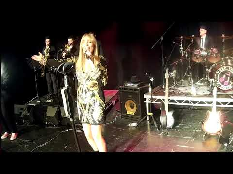 Higher And Higher Jackie Wilson Northern Soul cover Sarah Collins & Keep The Faith Band