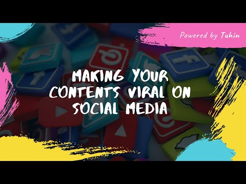Make Your Content Viral on Social Media || Bangla Tutorial || Free Traffic Method || Episode 01 ||