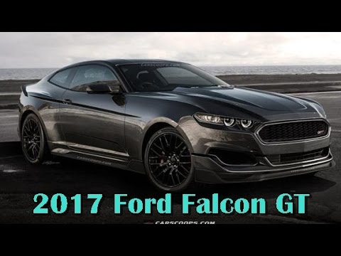 2017 Ford Falcon GT Picture Gallery - YouTube
