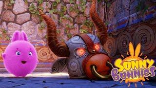 Sunny Bunnies | La maschera del toro | Cartone animato divertente per i bambini | WildBrain