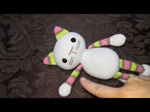 198 Crochet Pattern Jeremy the Cat Amigurumi toy PDF file | Etsy | 360x480
