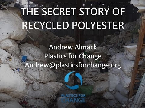 The Secret Story of Recycled Polyester