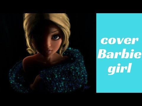 Видеоcover barbie girl