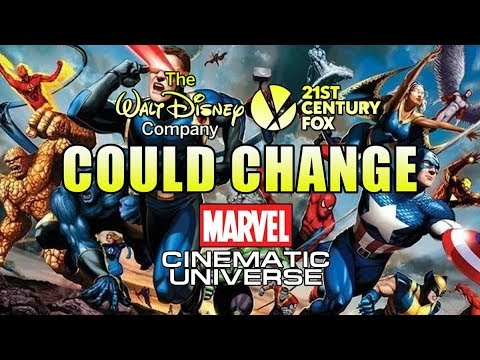 How the Disney & 20th Century Fox Deal Could Change the MCU