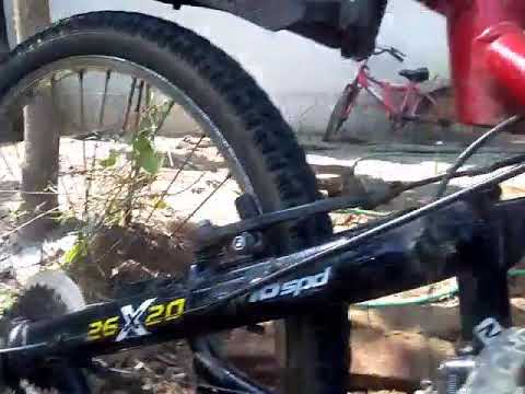 How to clean the cycle part2 in Malayalam