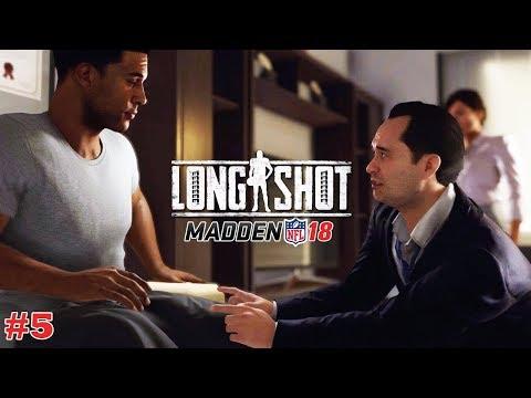Madden NFL 18 : Longshot #5 | A VINGANÇA SERVE-SE FRIA