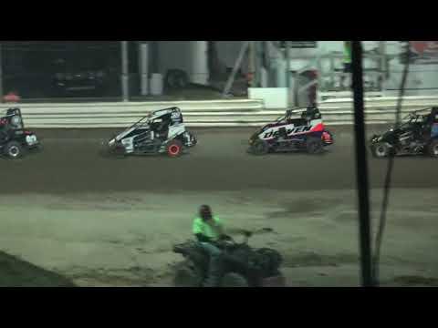 Limerock Speedway 600s A Main Part 2  9-8-18