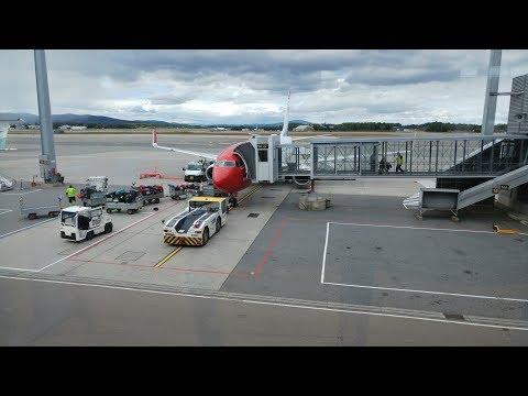 Norwegian Air Shuttle | B738 | Oslo Gardermoen - Trondheim | FLIGHT REPORT