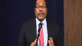 Welcome Statements - Fourth Annual African American Economic Summit