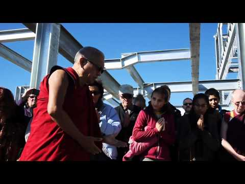 Lama Zopa Rinpoche advice to Great Stupa of Universal Compassion 2011