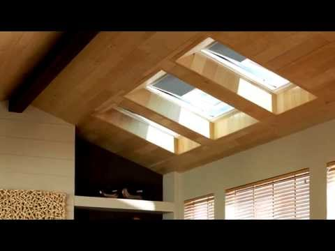 "The Solar Powered ""Fresh Air"" Skylight"
