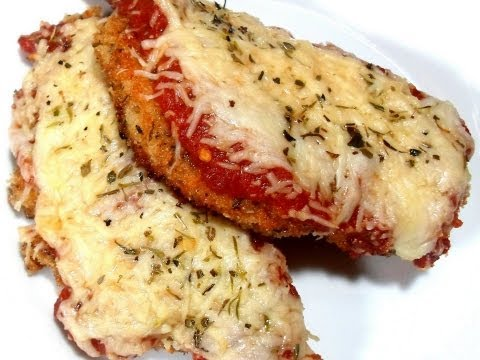 How To Make Chicken Parmesan - Easy Cooking!