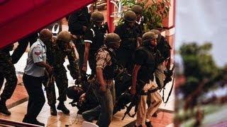 Nairobi shopping mall attack - no comment