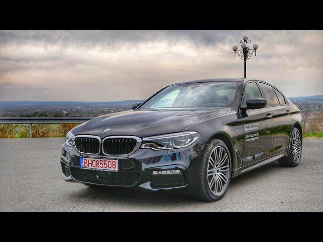 Am testat noul BMW Seria 5 si X5 ! - Vlog 497