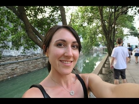 Suzhou Vlog  | The Venice of China