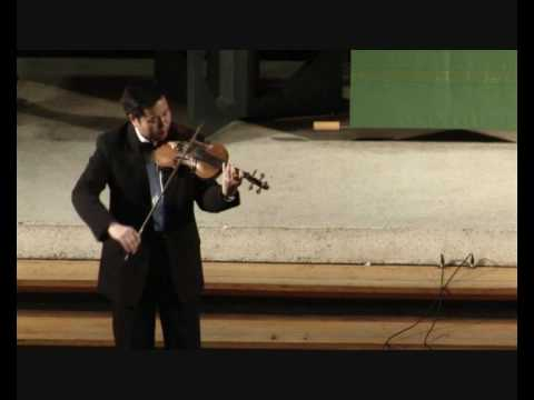 Fishermans night song 渔舟唱晚 Violin Solo