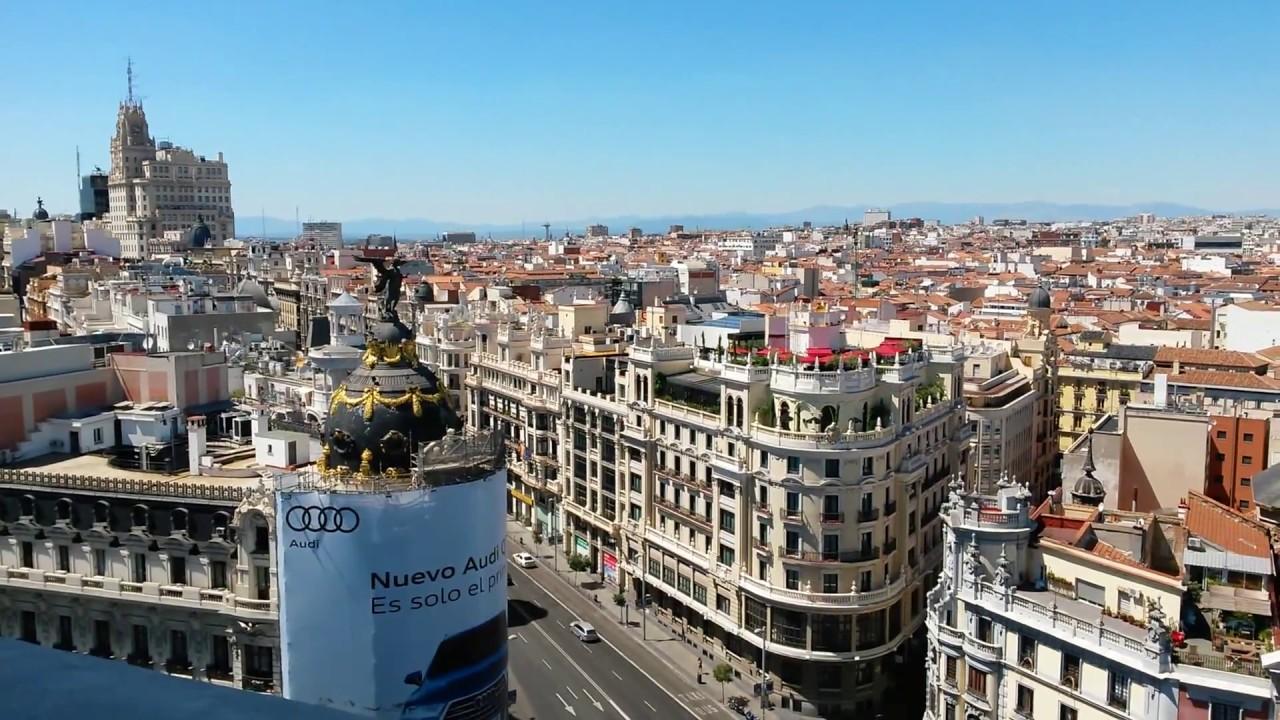 Terraza Del Círculo De Bellas Artes Madrid