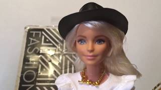 Barbie fashionistas Deluxe 83 -2018 review VF french