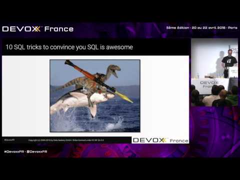 Ten SQL Tricks that You Didn't Think Were Possible (Lukas Eder)