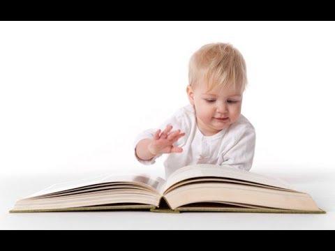 تعليم الأطفال القراءة من عمر ثلاثة أشهر بطريقة جلين دومان