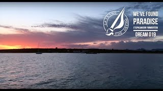 Sailing The Dream | #019 | A Slice of Paradise S'Espalmador Formentera