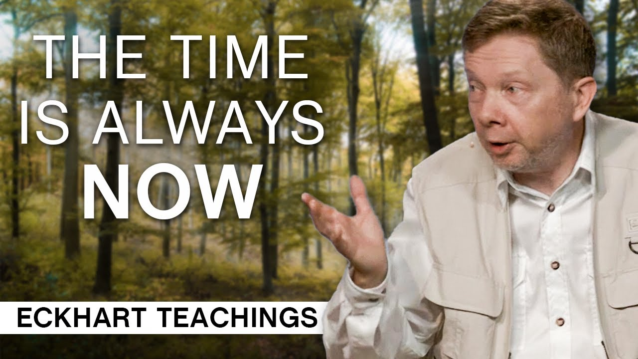 Download The Time is Always Now | Eckhart Tolle Teachings