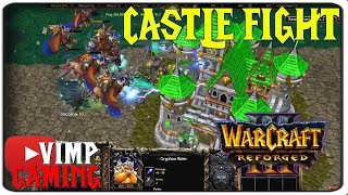 Warcraft 3 Reforged | Castle Fight EU