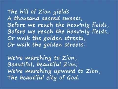 Download We're Marching to Zion