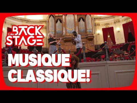 Concertgebouw optreden: Dat klinkt als muziek in onze oren! ft. Yannick Hiwat – Backstage #9