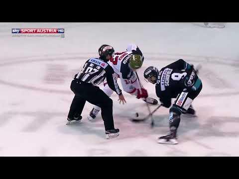 Erste Bank Eishockey Liga 17/18, 2. Runde: Black Wings Linz vs. HCB Süditrol Alperia 4:1