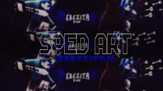 Speed Art / Minecraft Banner For Dual HybraKings/ #1