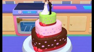 игры как сделать торт