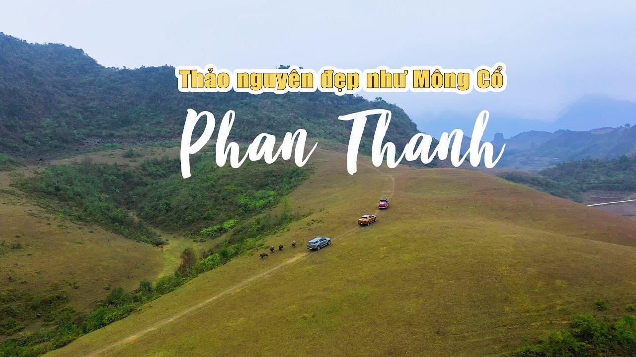 Thảo nguyên Phan Thanh rộng hàng trăm hecta với vẻ đẹp ngỡ ngàng như châu Âu tại Cao Bằng