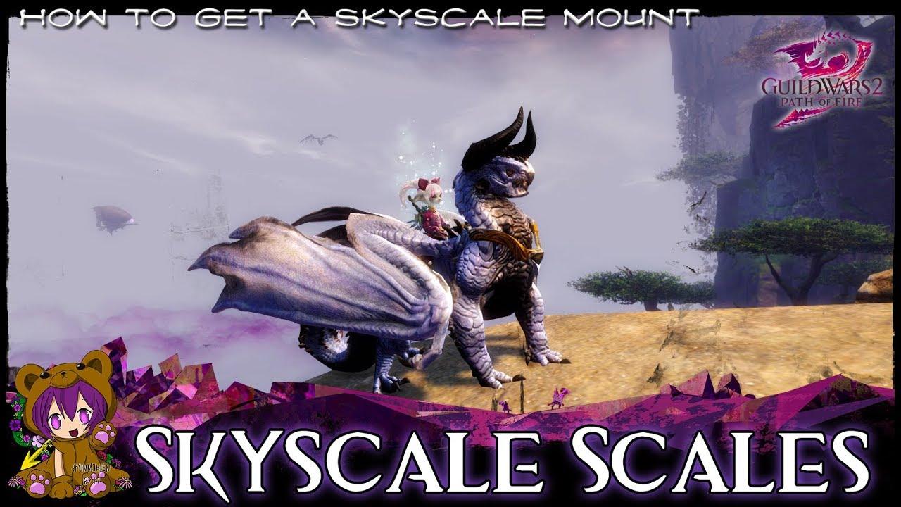GW2 Skyscale - AyinMaiden
