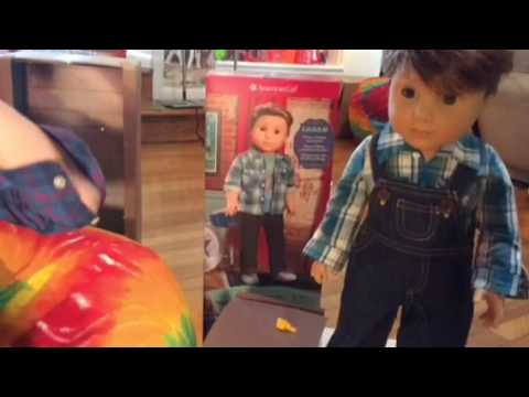 American Girl Boy Doll Logan - our review