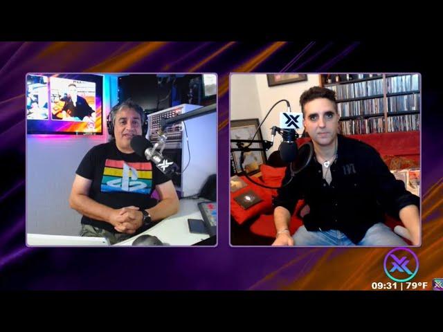 X PLUS - entrevista a Byron Nemeth y Mike score - 21 FEBRERO 2020