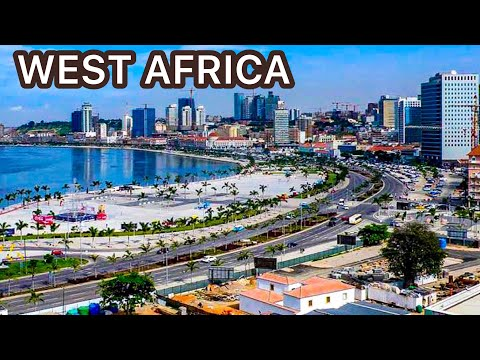 MOST BEAUTIFUL CITIES IN WEST AFRICA (2020) : Top 5
