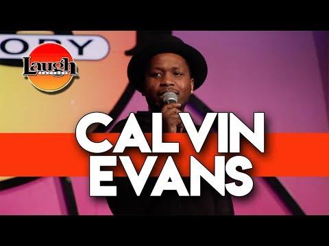 Calvin Evans | Febreze | Stand-Up Comedy