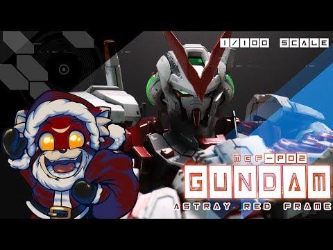 (Nillson Works) PG Astrey Red Frame Gundam