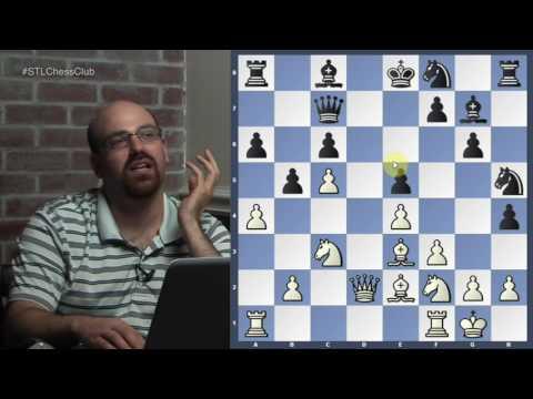 Gregory Serper vs. Ioannis Nikolaidis '93 | Games to Know by Heart - GM Josh Friedel