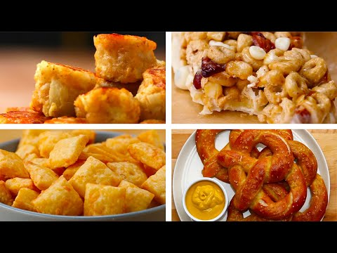 Thumbnail: 5 Easy After School Snacks