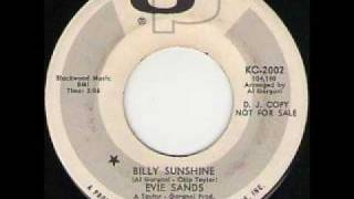 "Evie Sands   - ""Billy Sunshine"""