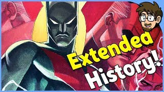 History of Batman Beyond! (Terry McGinnis)