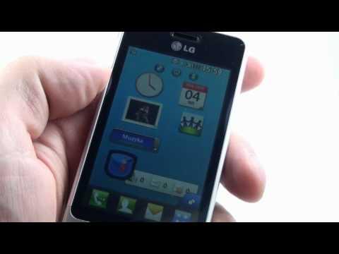 Wideo recenzja LG GD510 POP na FrazPC.pl