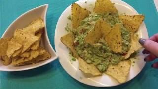Рецепт гуакамоле, мексиканская кухня.