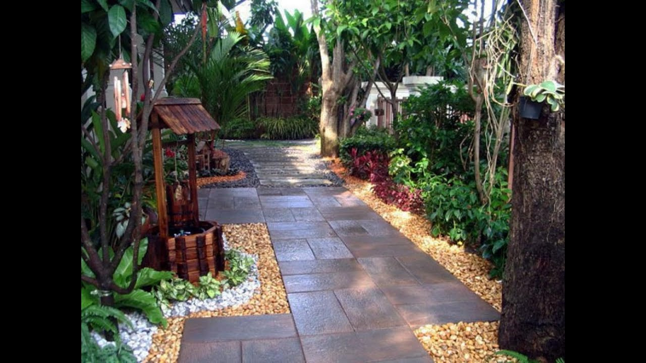 Backyard design ideas backyard design ideas pinterest youtube Designer backyards